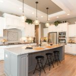 4 Beautiful Kitchens in Weaver's Pond